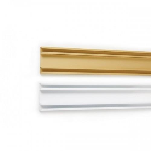 Διπλός Δανίας απλός - Λευκός, Χρυσός, Αντικέ